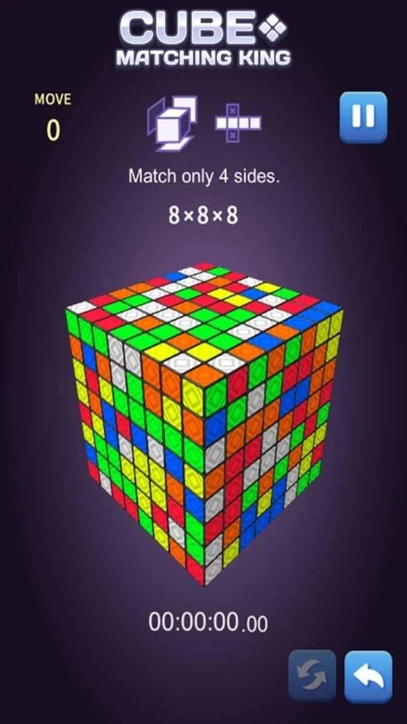 立方体匹配王(玩转魔方)游戏截图4