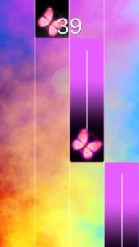 粉蝶钢琴块手机版