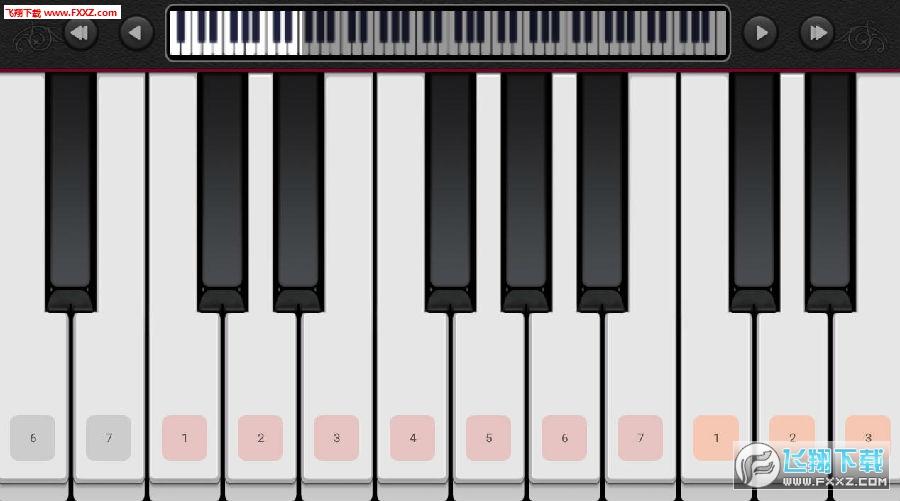 简谱钢琴APP最新版