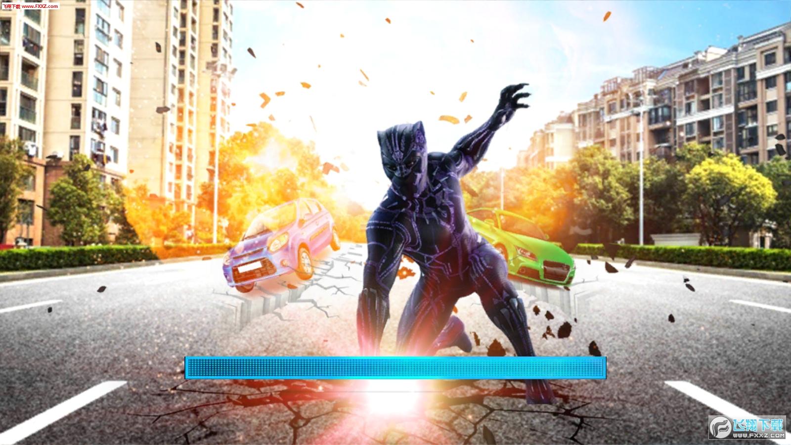 机器人黑豹手游1.0截图2
