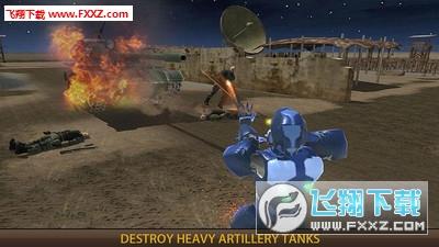 铁飞机器人战争区手机版v1.0.4截图3
