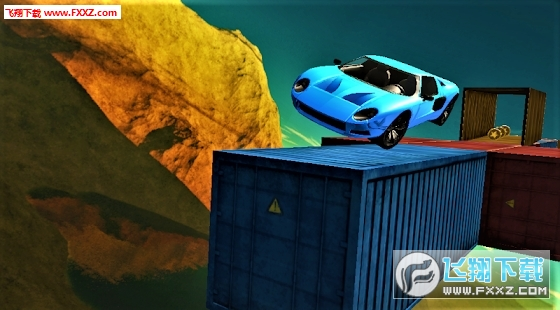 Real Impossible Car Stunt安卓版v1.0截图1