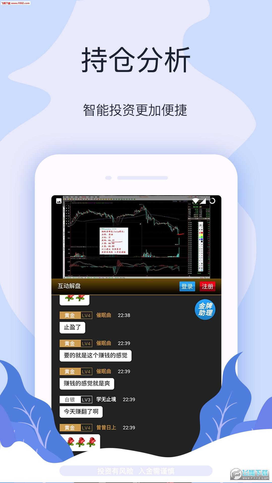 国际期货直播app安卓版v3.2.0截图1