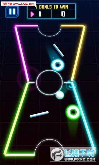 激光旋转冰球安卓版v1.7截图0