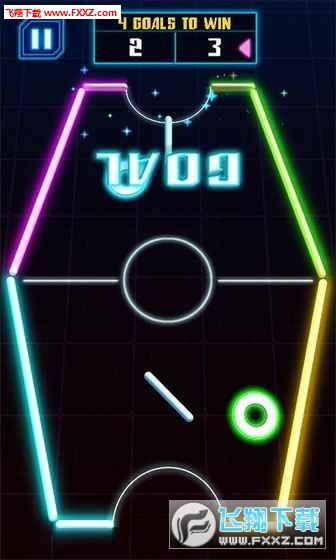 激光旋转冰球安卓版v1.7截图1