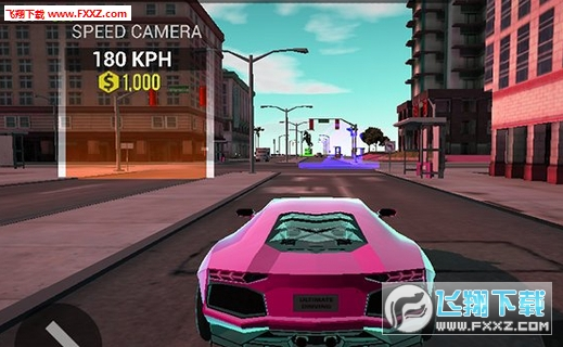 基本驾驶模拟手游2.0.0截图1