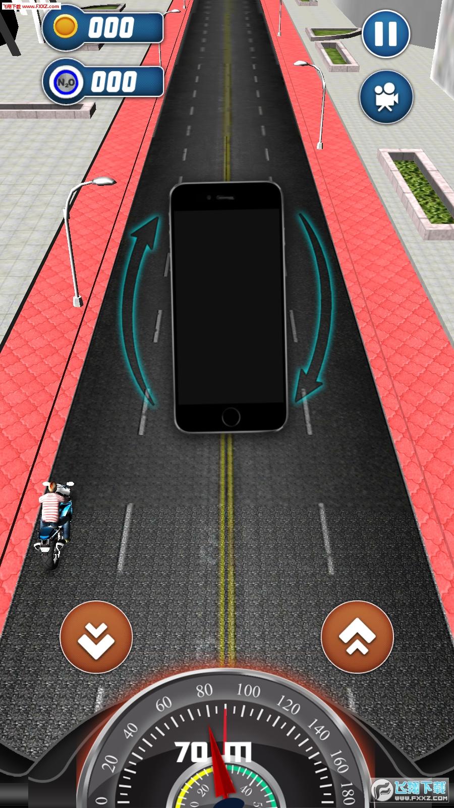 摩托赛车3D免费手游1.5截图2