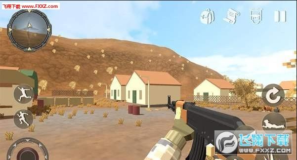 狙击手像素版