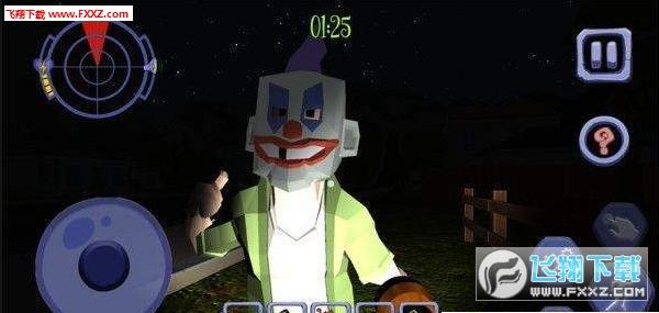 邪厄邻居小丑