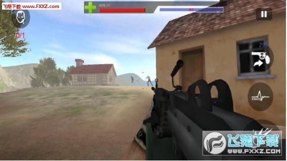 僵尸狙击手射击王v1.2.7截图1