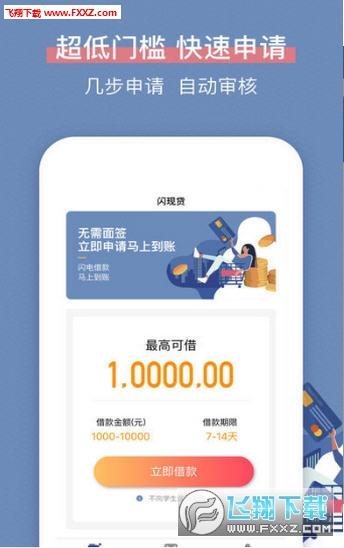 牛威借贷app安卓版v1.0.0截图0