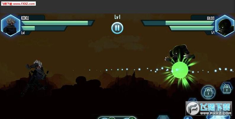 超级格斗家手机版v1.0截图1