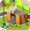 模拟挖掘机建房子1.1