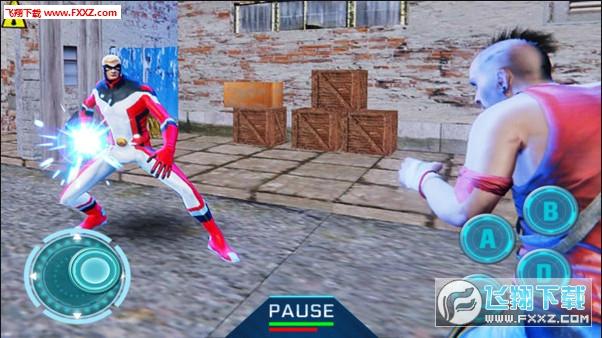 超级蜘蛛侠绳索忍者2.0截图1