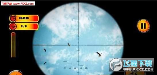 鸟类猎人挑战狙击射击3D2.1截图0