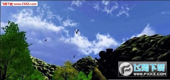 鸟类猎人挑战狙击射击3D2.1截图1