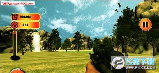 鸟类猎人挑战狙击射击3D2.1截图2