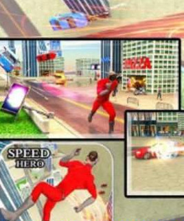 Flash速度英雄3.0截图1