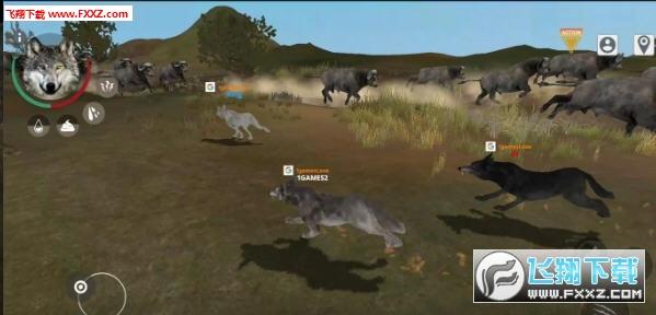 Wolf online 2破解版手游1.3.3截图2