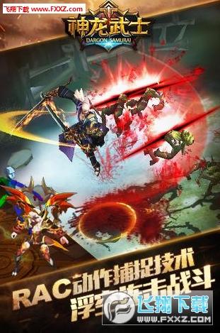 神龙武士变态版1.0截图2