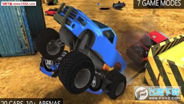 车祸模拟器3d手游2.40截图1