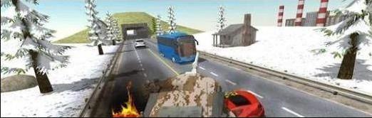坦克交通破坏1.0截图2
