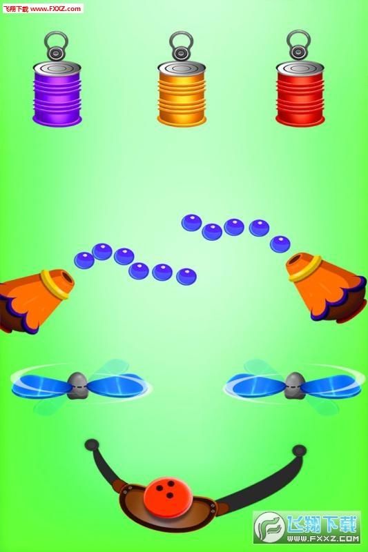 球球弹跳天空礼包版v1.0截图1