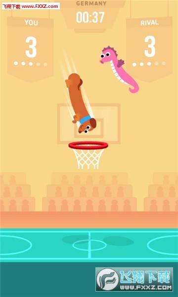 Sausage Dunk安卓版v1.0截图1