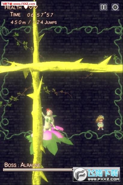 空中公主全关卡破解版1.1.0截图2