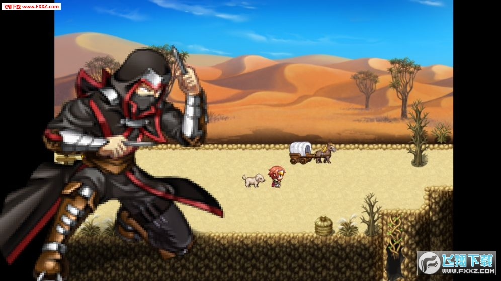 游梦义传官方版游戏v1.0截图1