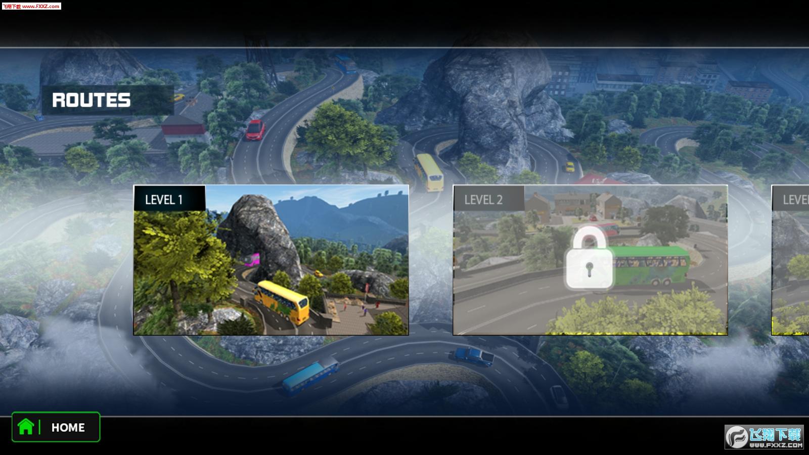 旅游客车公路驾驶手游1.0截图0