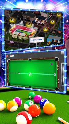 街机台球挑战赛手游1.0截图0