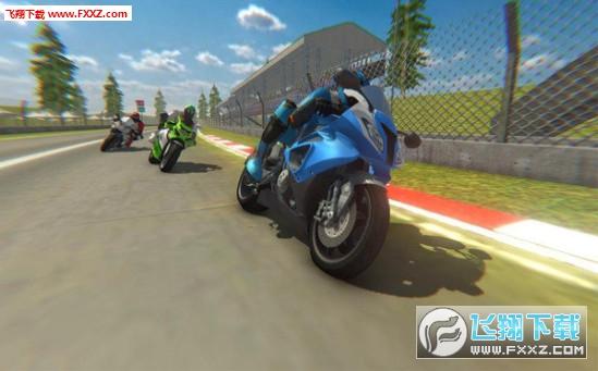 摩托飙车极限竞速安卓版