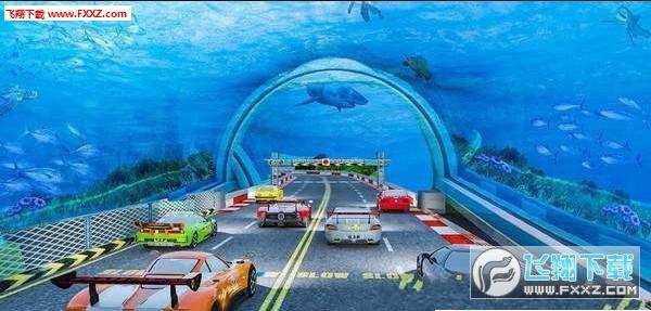 水下汽车竞技赛手游1.0截图0
