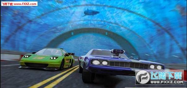水下汽车竞技赛手游1.0截图1