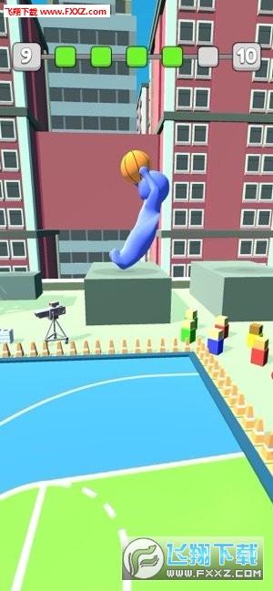 Basket Dunk 3D安卓版截图0