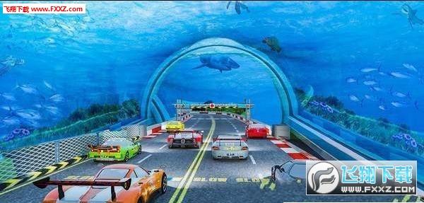 水水下汽车竞技赛破解版1.0截图2