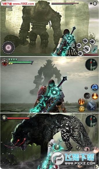 剑之幻想手游官网版0.2.2截图2