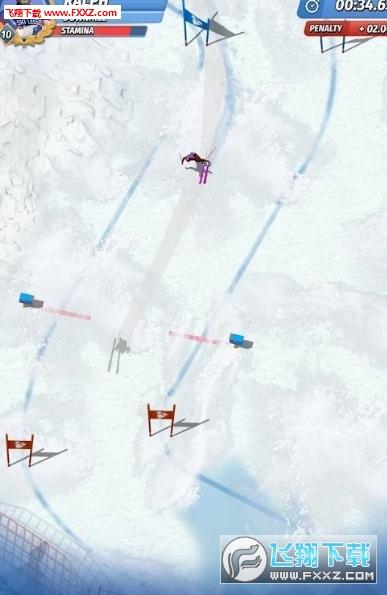 Ski Legends滑雪传奇手游安卓版1.0截图2