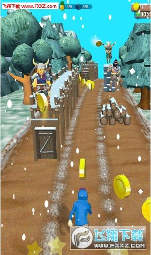 维京酷跑3D最新破解版1.0截图0