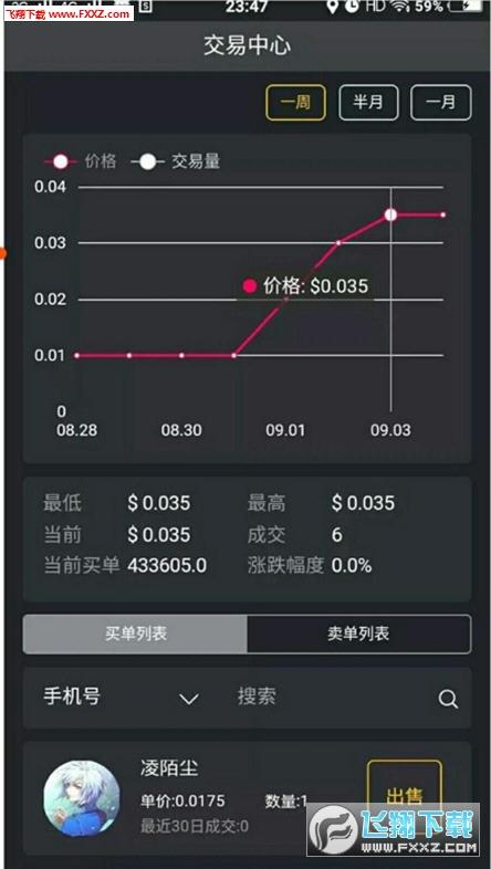 iwc区块链运动大数据app1.0.0截图2