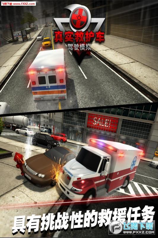 真实救护车驾驶模拟1.0.2截图3