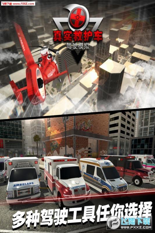 真实救护车驾驶模拟1.0.2截图2