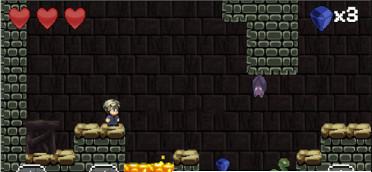 洞穴男孩危险的地下城手游安卓版1.2.2截图2