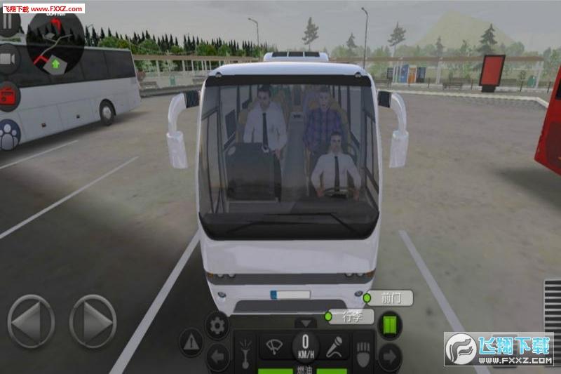 超级驾驶模拟器破解版1.1.4截图2