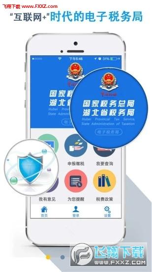 湖北省税务局app官方版v4.8最新版截图1