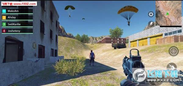 火线战场第一枪响官方最新版0.0.1截图2
