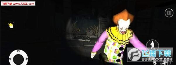 小丑逃生模拟器官方中文版1.0.2截图2