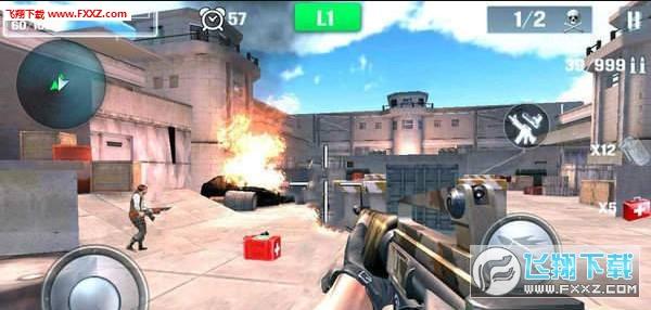 刺客狙击手cs第一视角版1.1截图0
