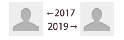 2017到2019对比表情包v1.0截图2